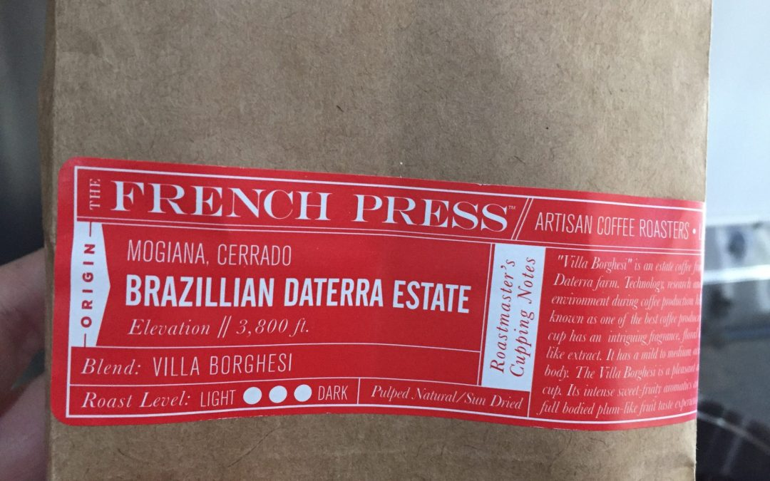Coffee Review: The French Press in Lakewood, New Jersey