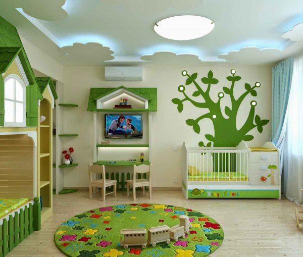 جبسون بورد لغرف الاطفال 2018