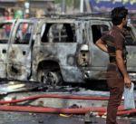 مقتل 3 وإصابة 4 إثر انفجار سيارة ملغومة شمال بغداد