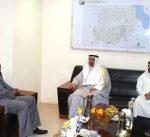سفيرنا في الخرطوم يطلع على ترتيبات افتتاح مشروع تموله الكويت