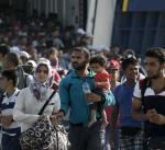 تراجع أعداد المهاجرين إلى أوروبا بنسبة 67 في المئة عام 2016