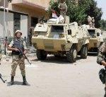 مصرع 10 مسلحين في عملية لقوات الأمن المصرية بشمال سيناء