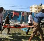 """""""الشباب"""" تتبنى هجوما إرهابيا على فندق في مقديشو"""