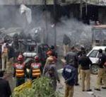 مقتل 21 مدنيا وإصابة 45 اخرين في انفجار شمال باكستان