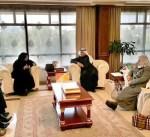 وزير التربية: حريصون على تعزيز التعاون مع جمعية المعلمين