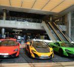 """للسنة الخامسة على التوالي .. معرض السيارات """"أوتوموتو 17"""" ينطلق في مول 360"""
