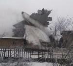 30 شخصا ضحايا الطائرة التركية في بشكيك