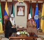 العبدالله: مسيرة سمو ولي العهد تجسد حقبة مضيئة من تاريخ الكويت
