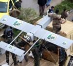 الجيش الاسرائيلي يسقط طائرة بدون طيار تابعة لحماس