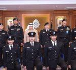وزير الداخلية يؤكد للضباط الخريجين ضرورة المحافظة على صورة رجل الأمن المثالي