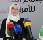ماجدة القطان: تعزيز التعاون العربي لاسيما في المجال الصحي