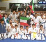 """لاعبون كويتيون يحققون 16 ميدالية متنوعة في بطولة الإمارات المفتوحة لـ """"كيوكوشن"""""""