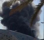 """""""الإطفاء"""": السيطرة على حريق مركز جابر الأحمد الثقافي"""