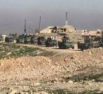 القوات العراقية تسيطر على مطار الموصل ومعسكر الغزلاني بالكامل