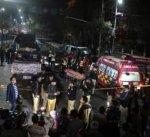 ارتفاع حصيلة قتلى هجوم باكستان الانتحاري إلى 72