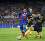 برشلونة يسعى للضغط على ريال مدريد من بوابة أتلتيكو في الدوري الإسباني