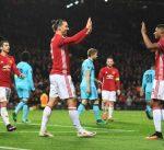 إبراهيموفيتش يثير الشكوك حول مستقبله مع مانشستر يونايتد