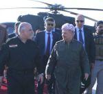"""رئيس الوزراء العراقي ورئيس إقليم كردستان يبحثان مرحلة ما بعد """"داعش"""""""