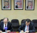 مذكرة تفاهم بمساعدات إيطالية للأردن بقيمة 169 مليون يورو