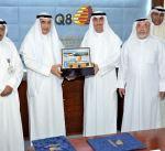 """جامعة الكويت و """"البترول العالمية"""" توقعان مذكرة تفاهم للدعم العلمي وتطوير البحوث"""