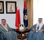 وزير الداخلية البحريني يشيد بدور الكويت المساند لبلاده في مواجهة الارهاب