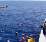 """""""الدولية للهجرة"""" تسجل ارتفاعا قياسيا في أعداد الغرقى بين المهاجرين واللاجئين عبر المتوسط"""