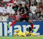 تعادل مخيب للأهلي الإماراتي أمام التعاون السعودي في دوري أبطال آسيا
