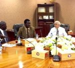 سفير جنوب السودان يشيد بجهود الكويت في إغاثة المنكوبين