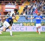 يوفنتوس يتخطى عقبة سامبدوريا ويقترب من لقب الدوري الإيطالي