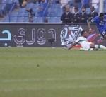 التعادل يخيم على قمة الهلال والأهلي في الدوري السعودي