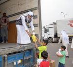 حملة جمعية السلام الخيرية.. رسالة إنسانية كويتية للأشقاء في اليمن وسوريا