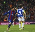 برشلونة يستعيد نغمة الانتصارات بفوز صعب على ريال سوسيداد في الليغا