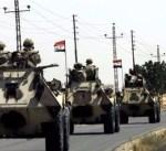 مقتل ضابط مصري وإصابة 3 مجندين في انفجار بسيناء