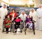 الهلال الأحمر: كل الدعم والرعاية لذوي الاحتياجات الخاصة