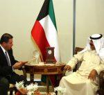 الجارالله يبحث مع السفير المكسيكي العلاقات الثنائية
