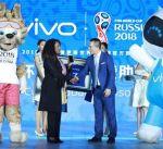 """شراكة بين الفيفا وشركة """"فيفو"""" الصينية لمونديالي 2018 و2022"""