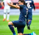 كافاني الأفضل في الدوري الفرنسي