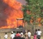 حريق في مركز للمهاجرين بألمانيا وإصابة 37