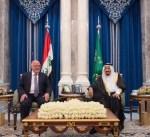 السعودية والعراق تتفقان على تكثيف العمل لمواجهة الإرهاب وضرب أوكار الارهابيين