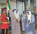 سمو الأمير يتوجه الى السعودية في زيارة أخوية