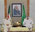 سمو الأمير يغادر المملكة العربية السعودية