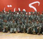 الحرس الوطني : حريصون على مواصلة تدريب المنتسبين لرفع كفاءتهم