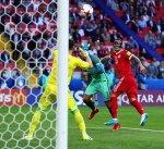 رأسية رونالدو تقود البرتغال للفوز على روسيا واعتلاء صدارة المجموعة الأولى بكأس القارات
