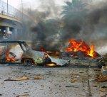 مصرع شخص وإصابة 7 آخرين إثر انفجار سيارة ملغومة في بغداد