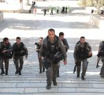 رئيس السلطة الفلسطينية يدين الاعتداءات الإسرائيلية على المسجد الاقصى