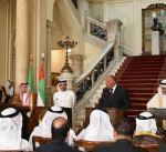 مصر والسعودية والإمارات والبحرين تؤكد أهمية الالتزام بالاتفاقيات والمواثيق الدولية