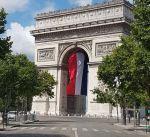 """ترامب يشارك في احتفال """"يوم الباستيل"""" في باريس"""