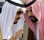 العاهل السعودي ينيب ولي العهد بإدارة البلاد خلال غيابه عن المملكة