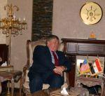رئيس الأركان المصري يبحث مع قائد عسكري أمريكي الأوضاع الليبية