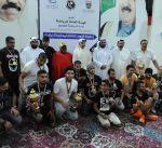 ختام بطولة الكويت المفتوحة الثالثة لمصارعة الذراعي